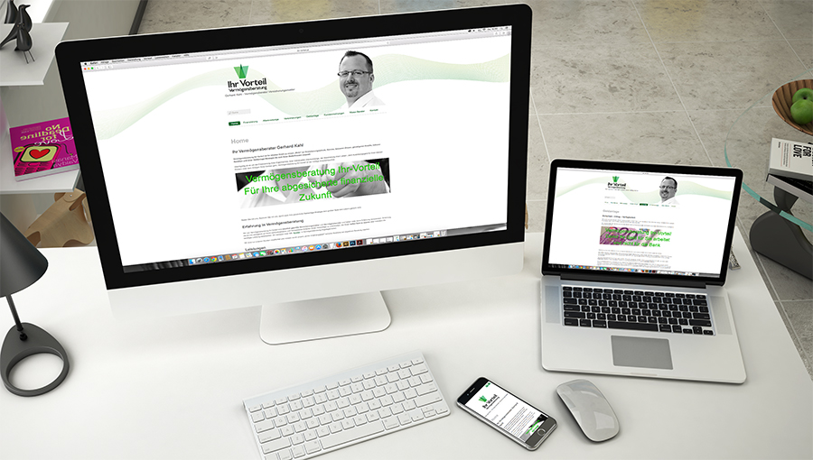 Kunden Website - Referenz